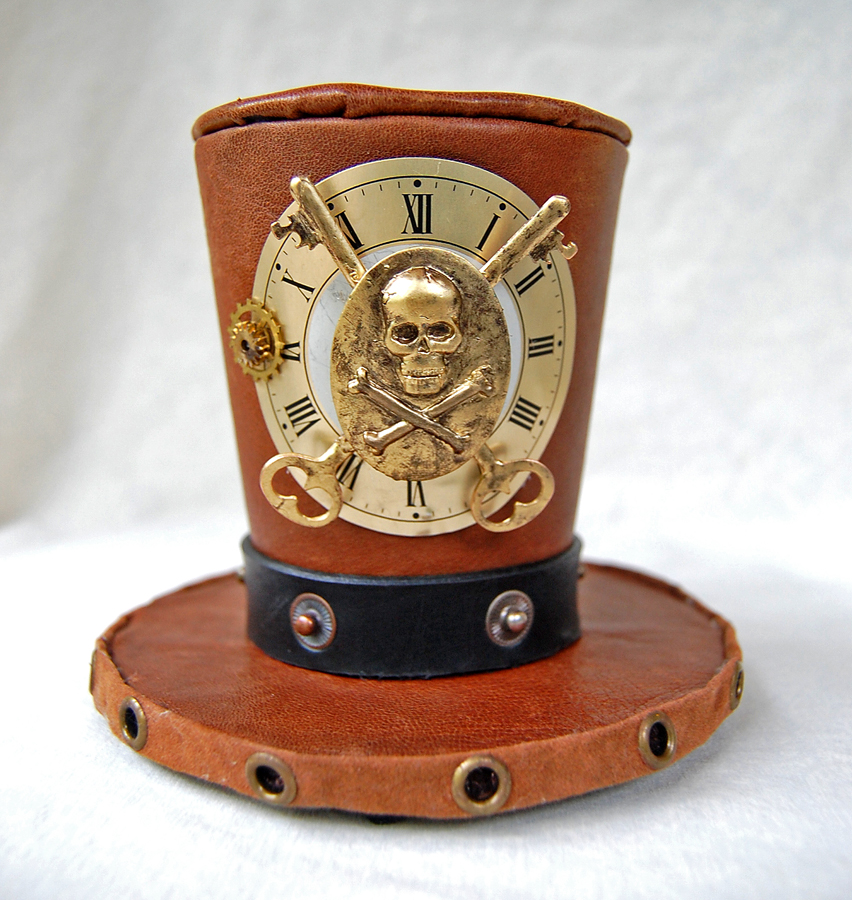 Tiny Top Hat: Clockwork Sky Captain by TinyTopHats