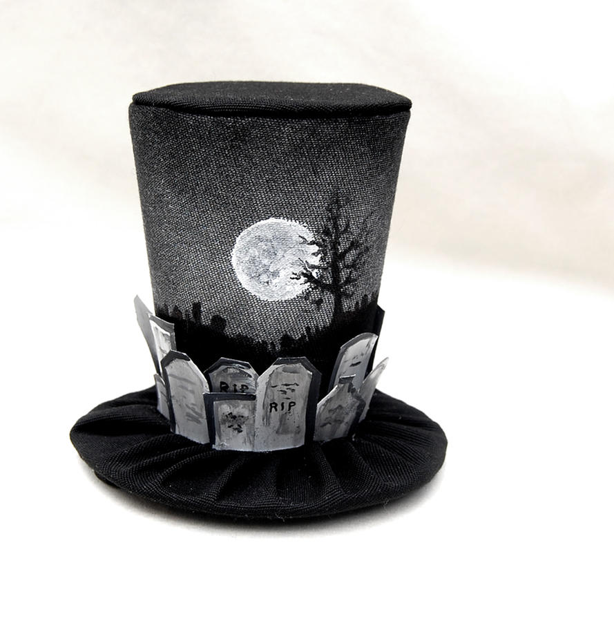 Tiny Top Hat: The Graveyard Version 2 by TinyTopHats