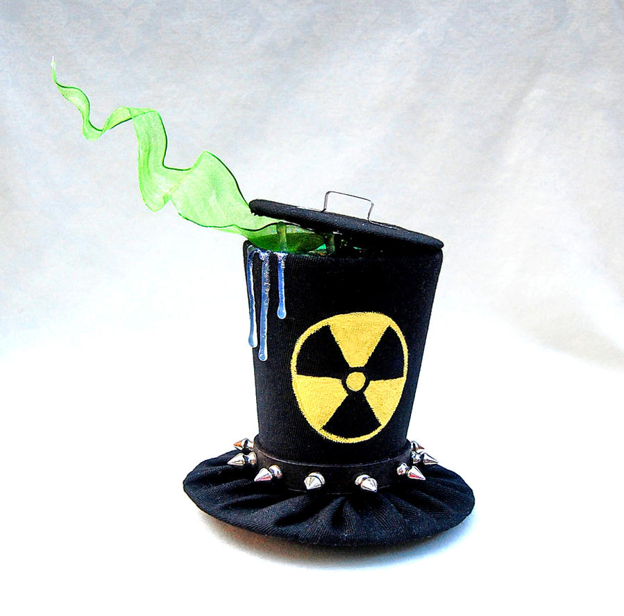 Tiny Top Hat: Toxic by TinyTopHats