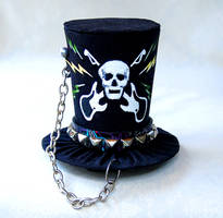 Tiny Top Hat: Punk Rock by TinyTopHats