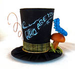 Tiny Top Hat: The Caterpillar-Alice in Wonderland