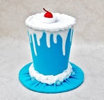 Tiny Top Hat: The Cake