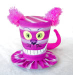 Tiny Top Hat: The Cheshire Cat Version 2