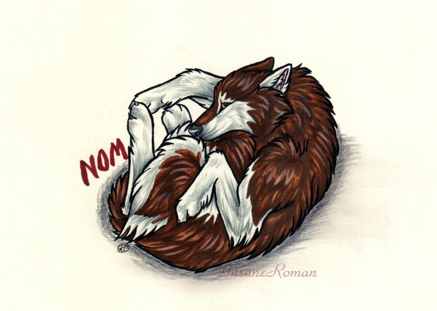 OMNOM by InsaneRoman