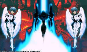 Neon Genesis: Evangelion by Hunter-of-Virtue