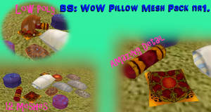 BS: WoW Pillow Mesh Pack nr1. [LINK]