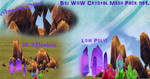 BS WoW Crystals Mesh Pack nr1.