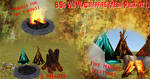BS WoW Campfire mesh pack nr1.