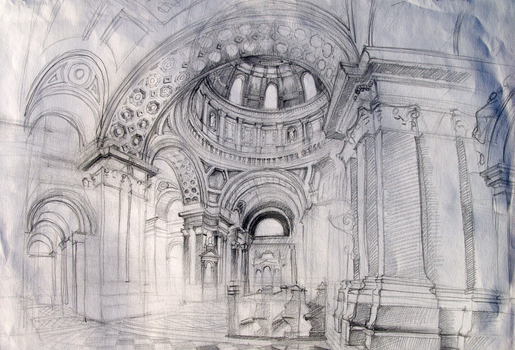 Study Saint Steve Basilica