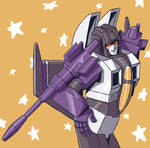 Seeker Diva: Skywarp