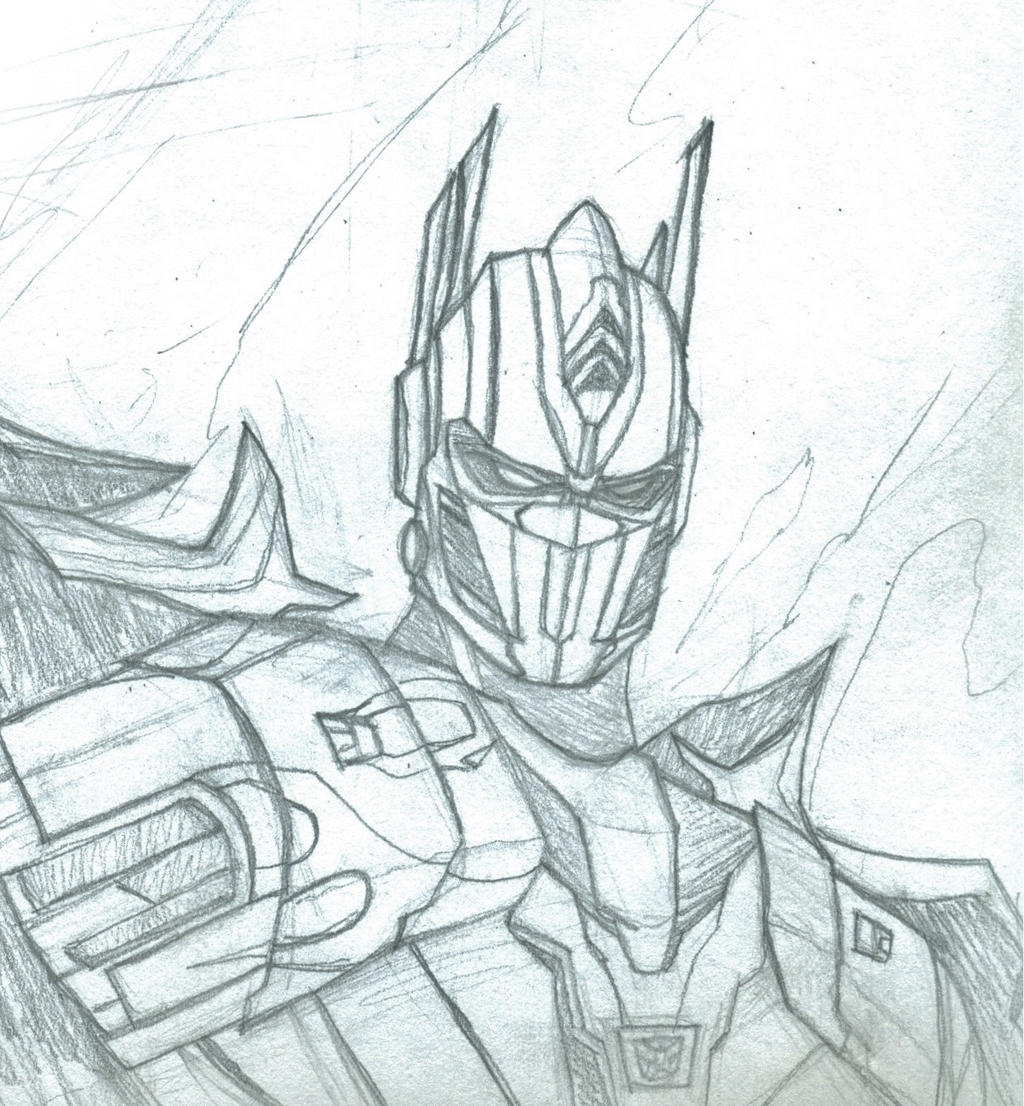 optimus prime - age of extinction by energy29 on deviantart - Optimus Prime Face Coloring Pages