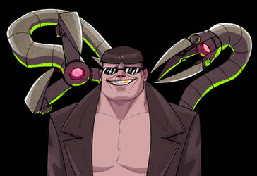 Doctor Octopus by ENERGY29
