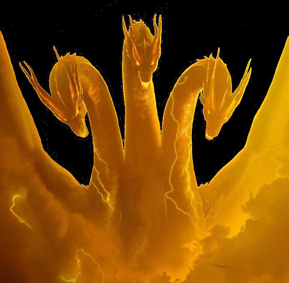 King Ghidorah 2019