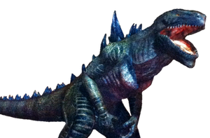 Zilla 2004 render by chrisufray