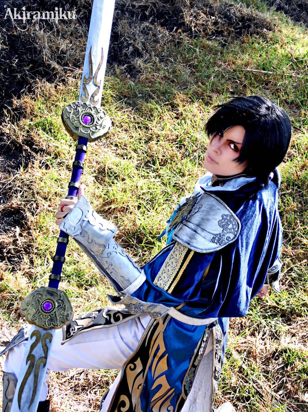 Cao pi Cosplay Dynasty Warriors 8 DW by akiramiku