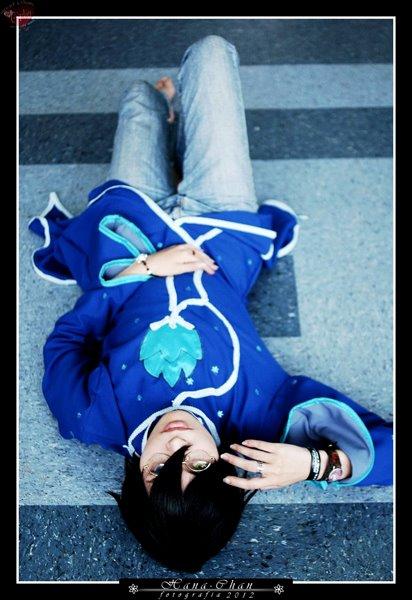 Watanuki Kimihiro cosplay xxxHolic by akiramiku