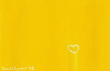 Daffodil Heart by skullmage550