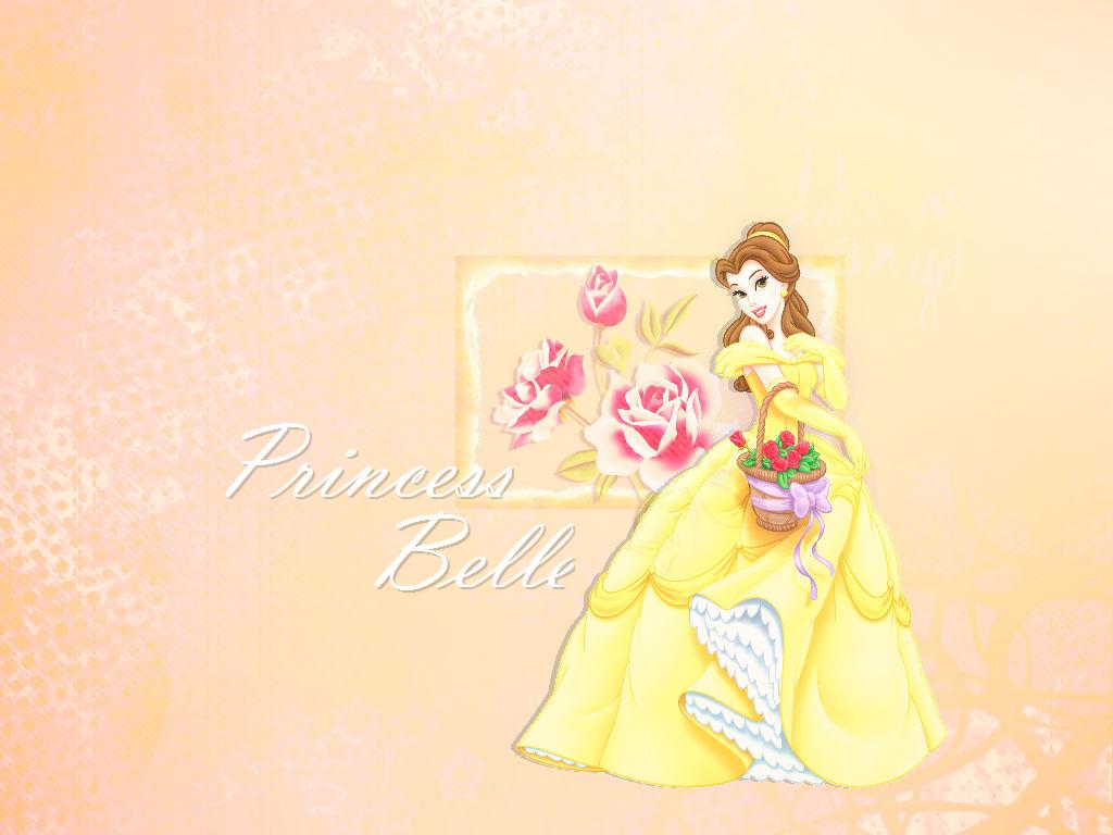 Princess Belle Wallpaper By WonderFairy