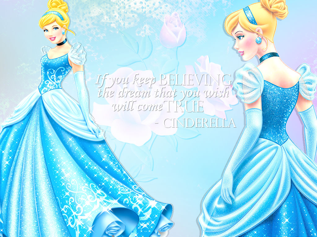 Princess Cinderella Wallpaper By WonderFairy