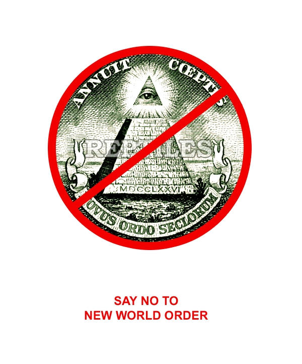 Say No To New World Order By Sadsaturn On Deviantart