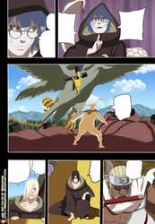 Naruto Manga 550 MAO by Sebauchiha