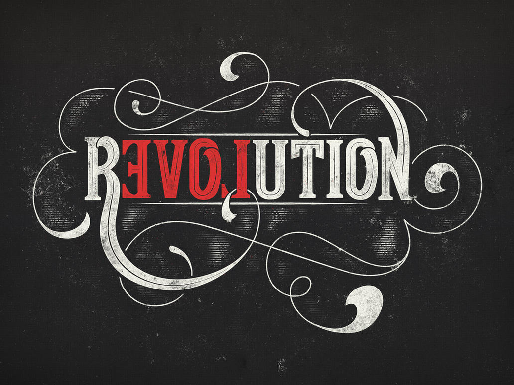 Revolution by mobe13