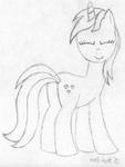 Sparkler's smile (sketch)