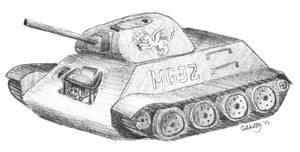 Tank No. MG32