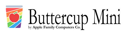 AFC Buttercup Mini portable computer logo