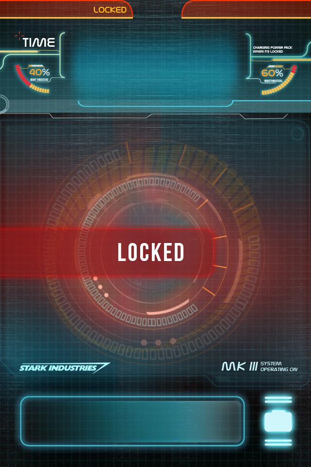 IPhone 6 Lock Screen