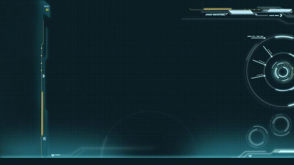 JARVIS Wallpaper- windows 1600x900px - FREE by hyugewb