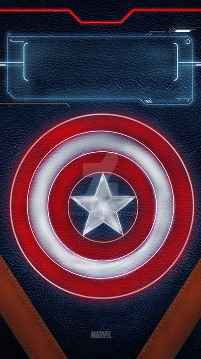 Captain America Civilwar Iphone 6 Lockscreen By Hyugewb
