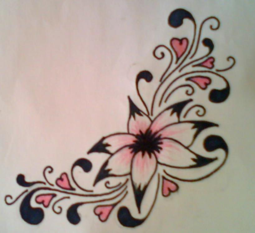 Flower Wall Art Decor