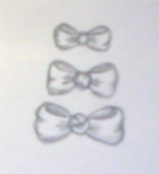 Little Bow Tattoo Design by average-sensation