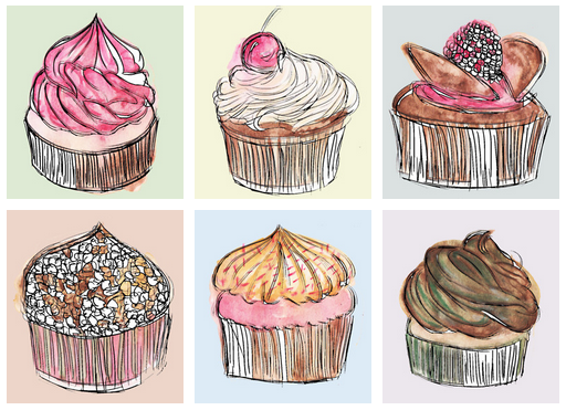cupcake background tumblr cute cupcake backgrounds 49 images mtm