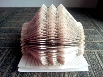 4 Fold Repeated Book by daniellekenyon