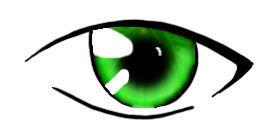 Abdalla's eye Improved by RavynCrescent