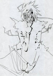 Allen Walker-Crown Clown by sasuke-dragon