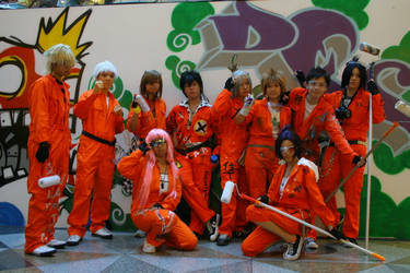 KHR-The Mafia on a sidejob XD by sasuke-dragon