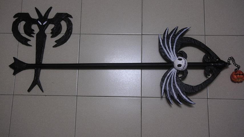 KH - HT Sora Keyblade by sasuke-dragon on DeviantArt