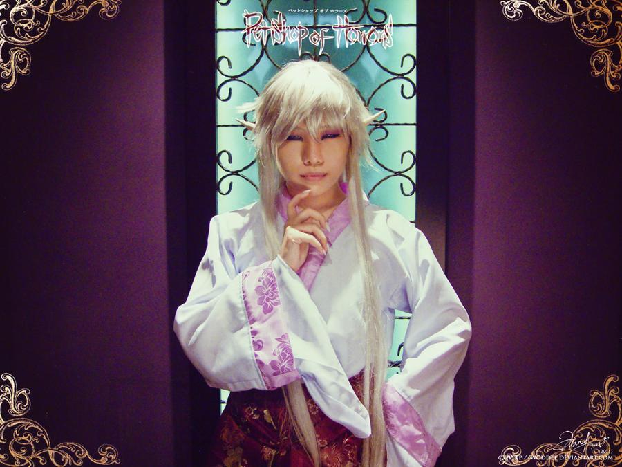 PSOH - Welcome by sasuke-dragon