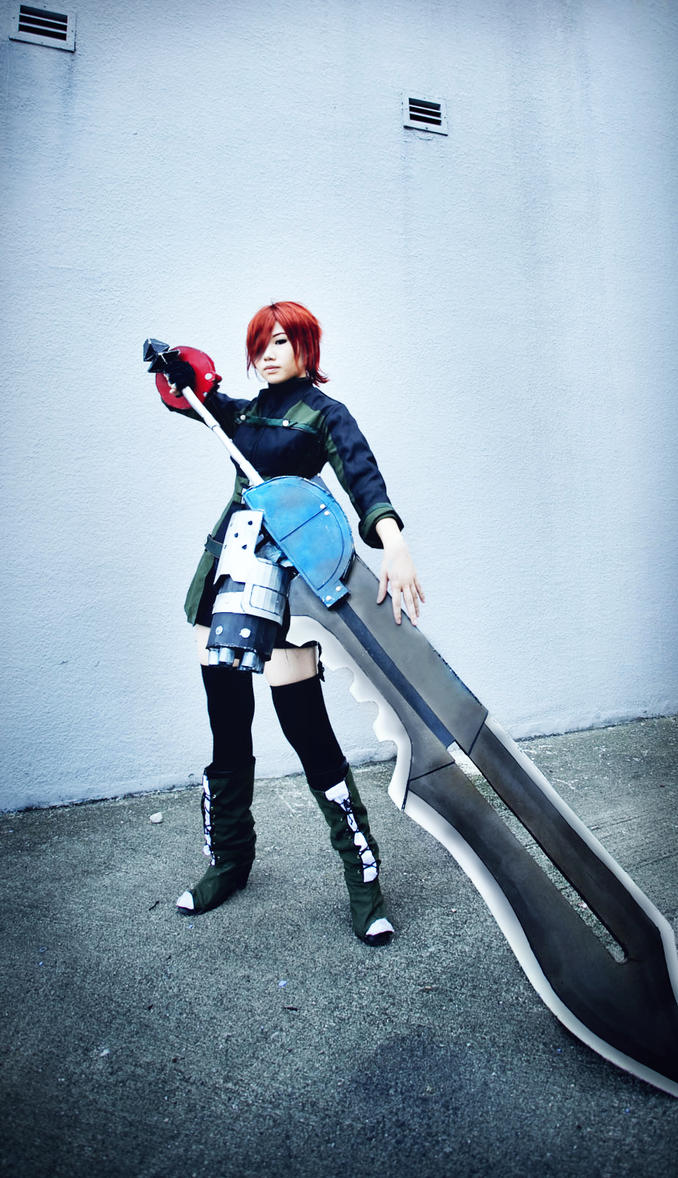 God Eater Sword God Eater Taking up Arms by