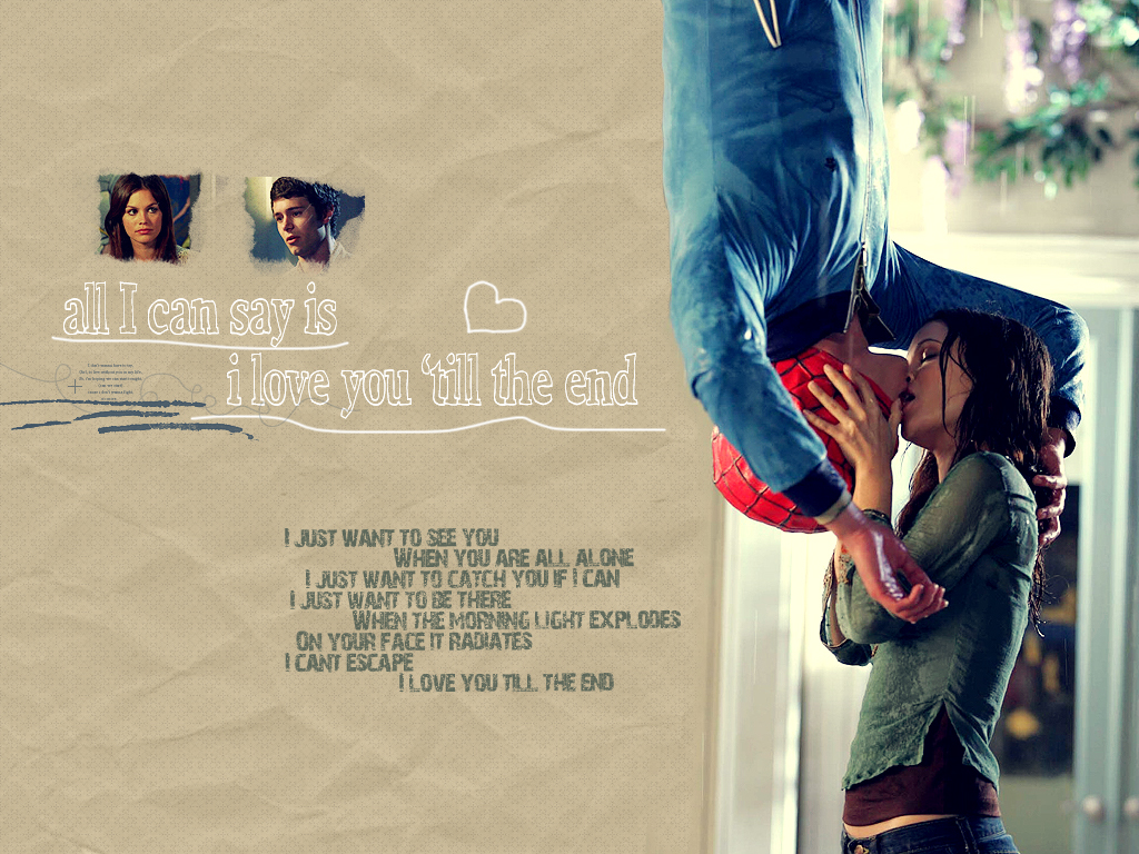Love You Till The End Wallpapers : love you til the end. by coincidencexliv on deviantART