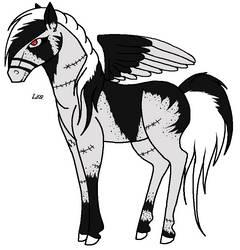 Custom for lostbeliever by horsez