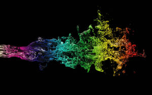 Abstract Liquid by alexandergeorgieff