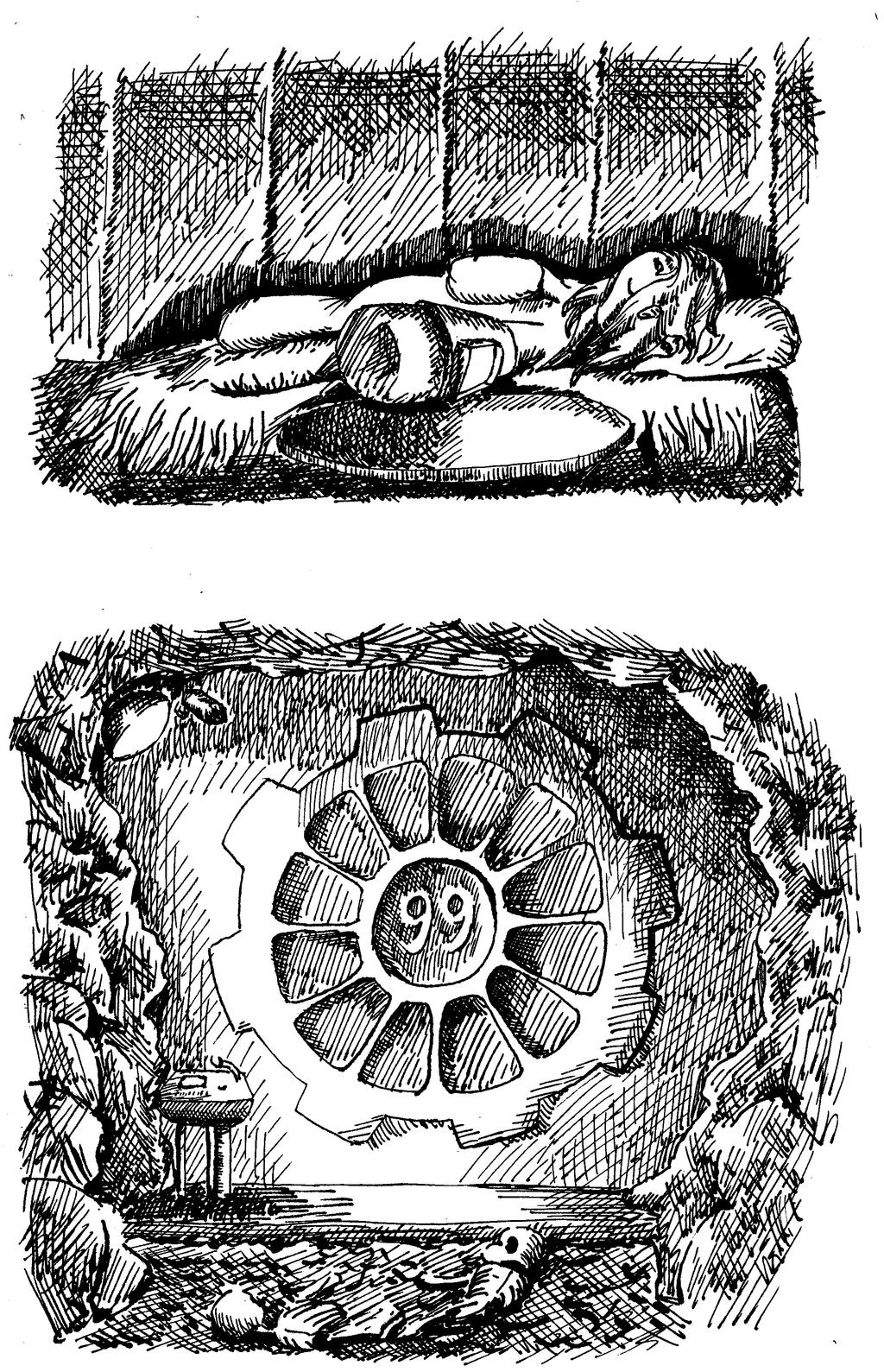 FoE: PH illustrations dump 1 by McStalins