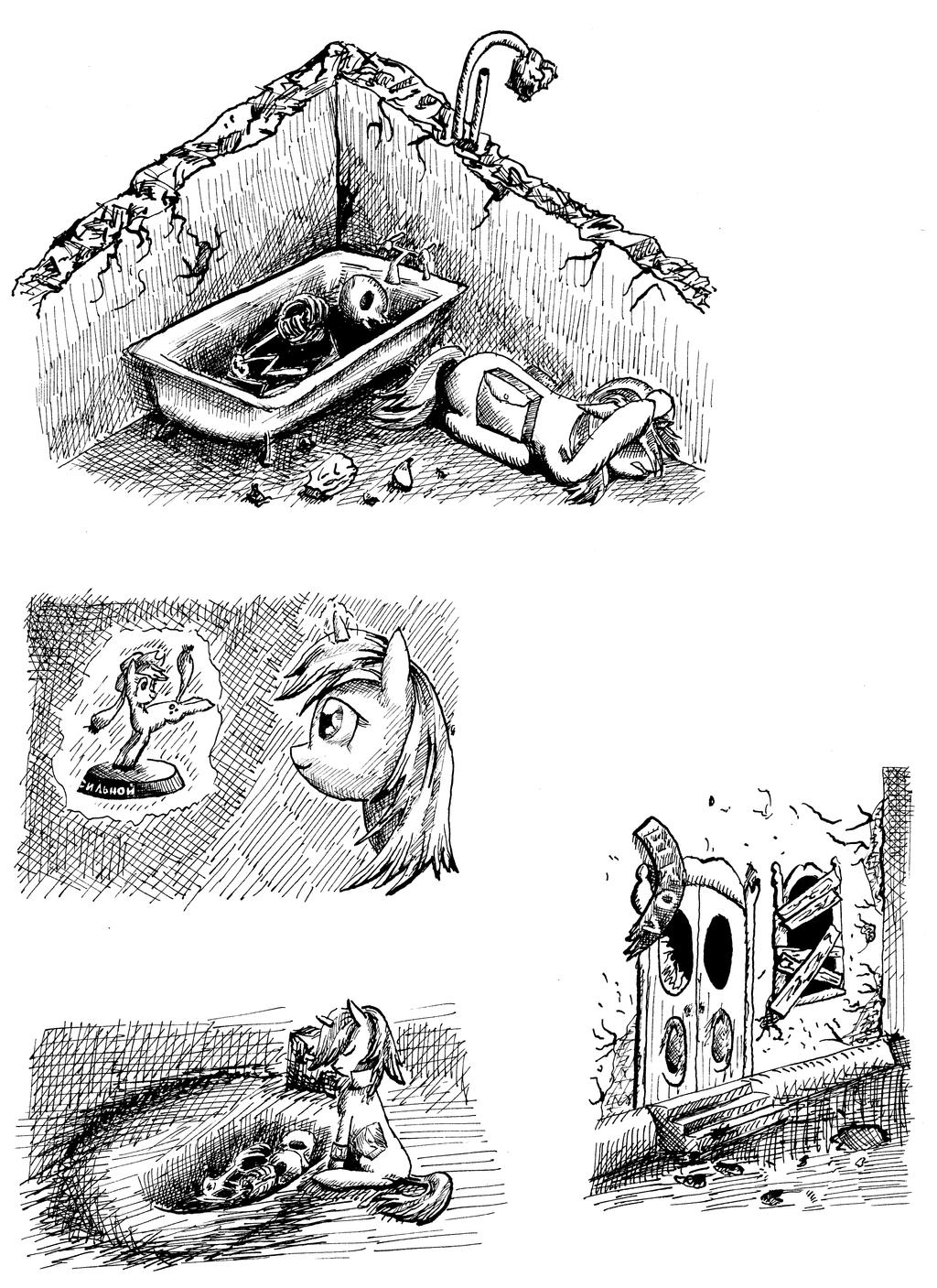 FoE: PH illustrations dump 2 by McStalins