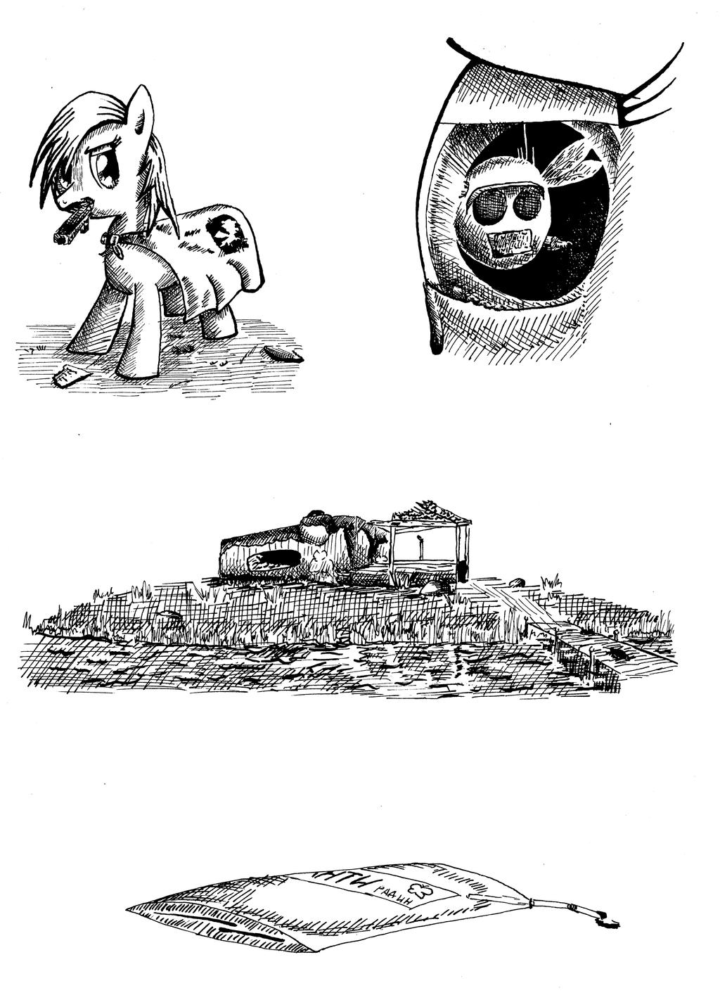 FoE: PH illustrations dump 3 by McStalins