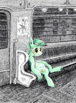 Next station Ponyville