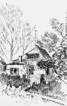Old House in Baltiysk